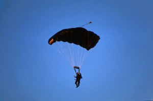 Golden Knights US Army Parachute Team
